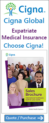Cigna Global Expatriate Medical Insurance