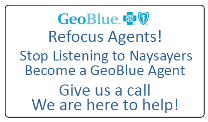 GeoBlue for Agents