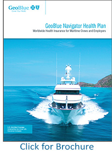 GeoBlue Maritime Navigator for Crews