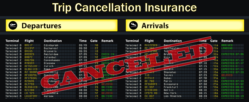 HTH TripProtector Trip Cancellation Plan