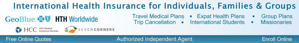 International Health Insurance Plans