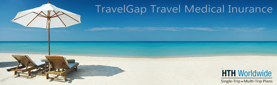 HTH Worldwide TravelGap Single Trip and Multi-Trip Travel and Health Insurance