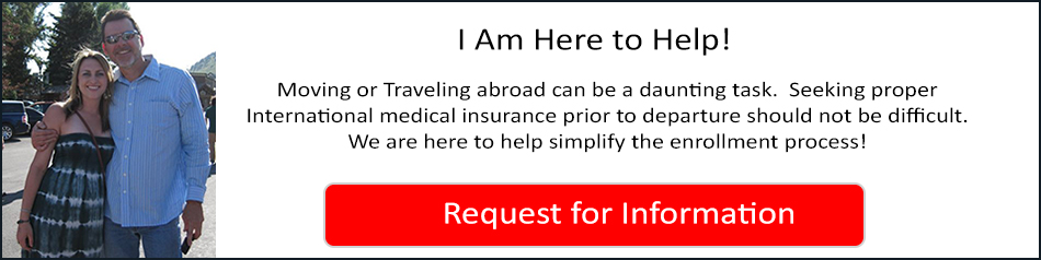 GeoBlue International Medical Insurance Quote Request Link